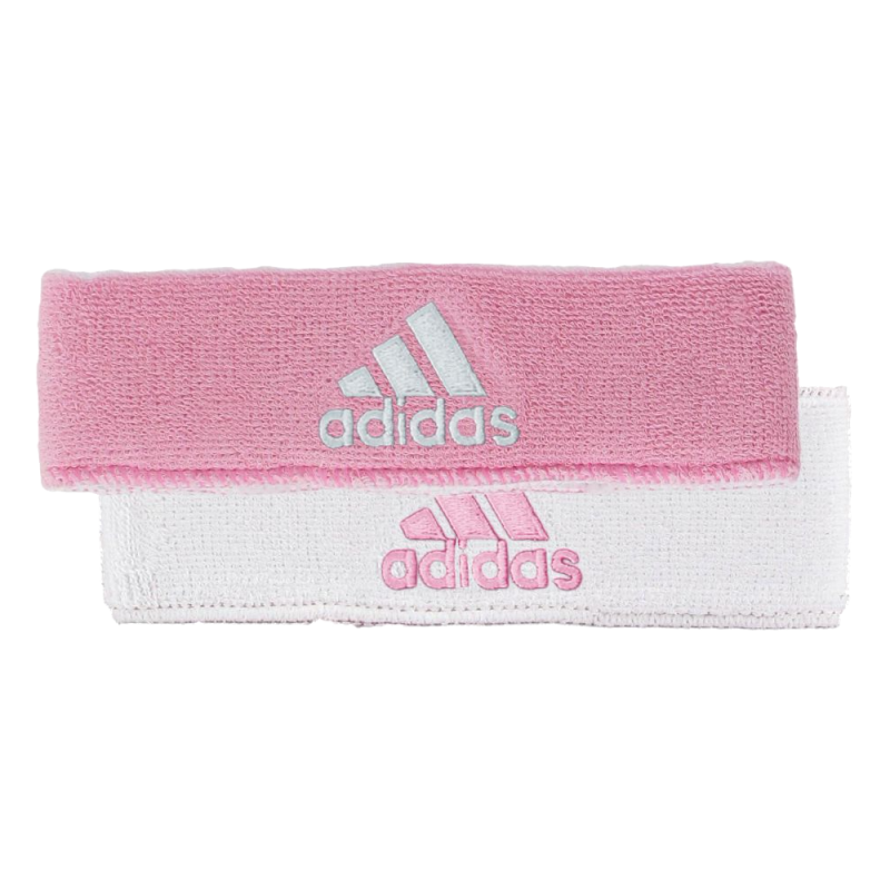 82a74464caec Interval Reversible Headband - Gala Pink White White Gala Pink
