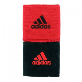 ADIDAS REVERSIBLE WRISTBAND RED/BLACK