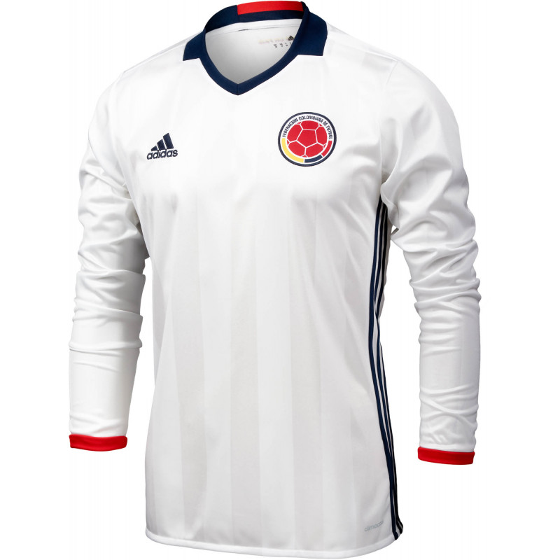 COLOMBIA MEN'S LONG SLEEVE HOME JERSEY 2015