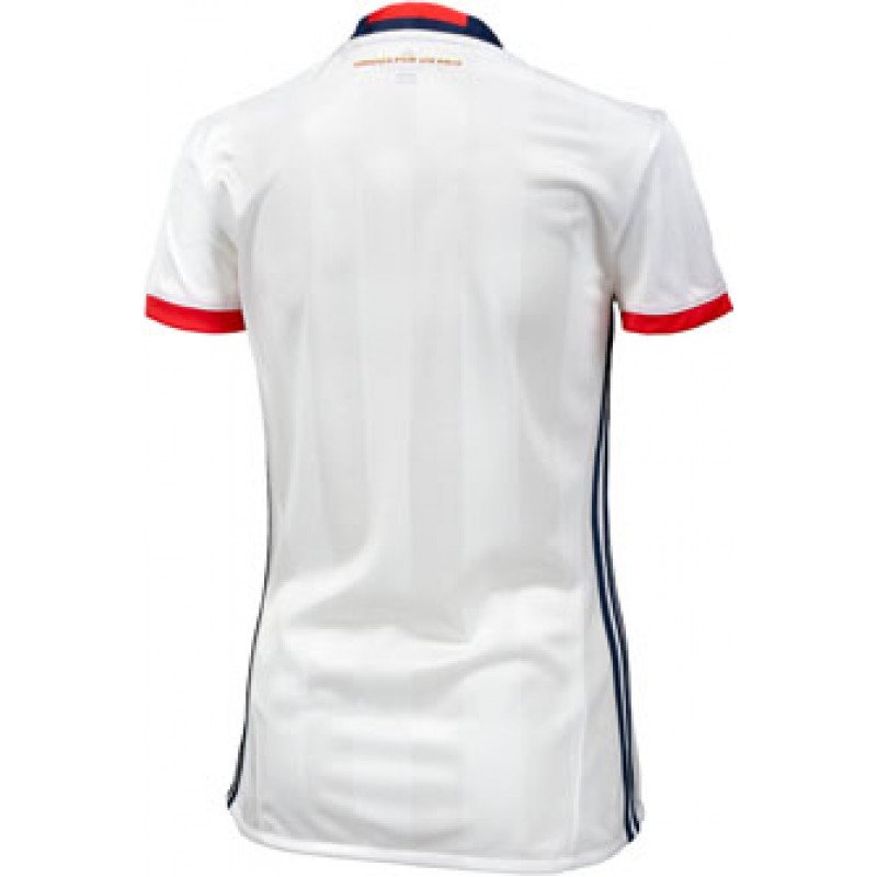 COLOMBIA HOME WOMEN'S JERSEY 2015