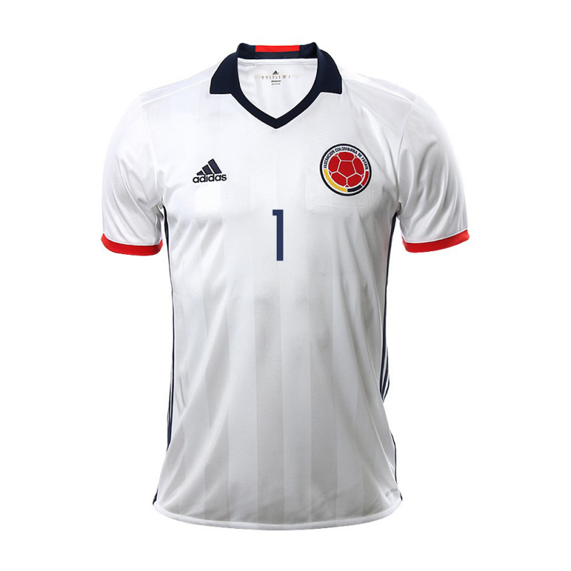 99c353ec3f3 COLOMBIA HOME MEN S JERSEY 2015 OSPINA  1