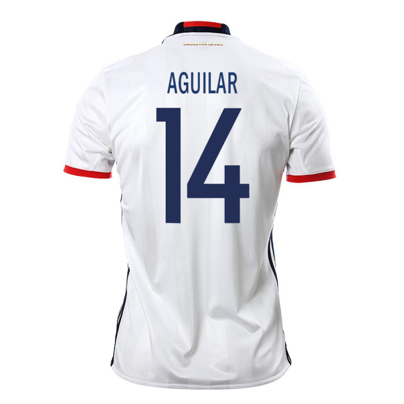 cdd91152f COLOMBIA HOME MEN S JERSEY 2015 AGUILAR  14