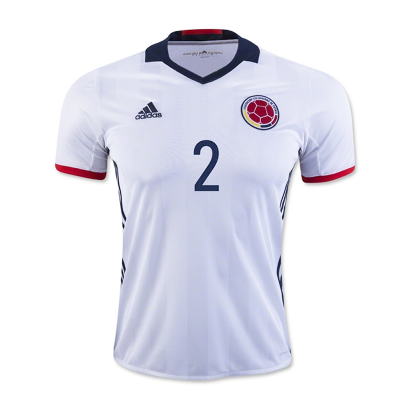 eb022345b12 COLOMBIA HOME MEN S JERSEY 2015 ESCOBAR  2