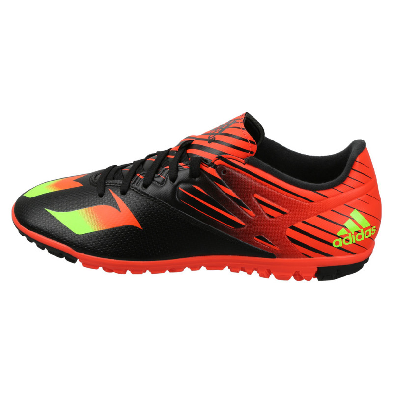 Messi 15.3 Turf Soccer Shoes - Black