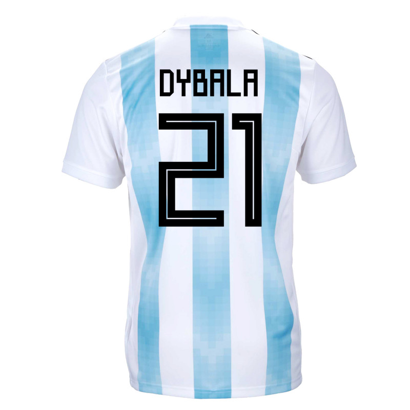 promo code 55d13 5e249 Dybala Jersey, Argentina Jersey, Russia 2018, World Cup ...
