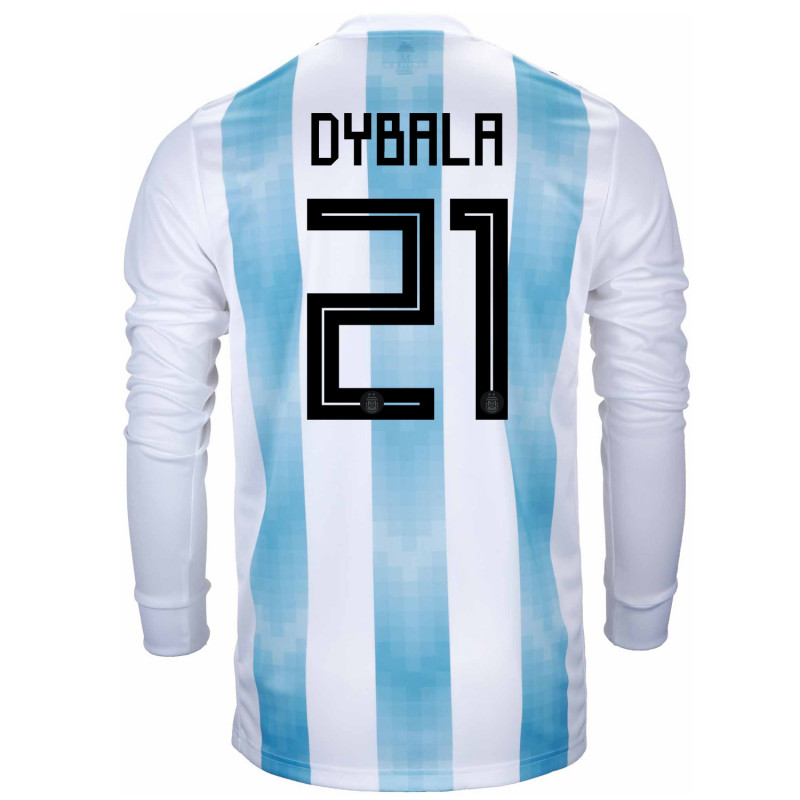 promo code c9ad1 74edb Dybala Jersey, Argentina Jersey, Russia 2018, World Cup ...