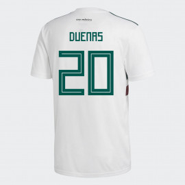 8666249fcb7 MEXICO MEN S AWAY JERSEY WORLD CUP RUSSIA 2018 (DUENAS ...