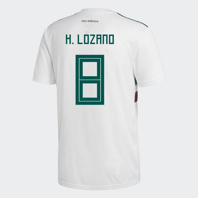 new product 944ee d1ceb MEXICO 2018 AWAY YOUTH JERSEY, MEXICO AWAY JERSEY, ADIDAS ...