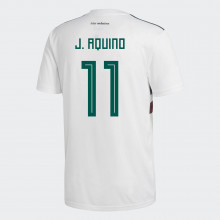 MEXICO YOUTH AWAY JERSEY WORLD CUP RUSSIA 2018 (J. AQUINO  11) 8c08c4c2c