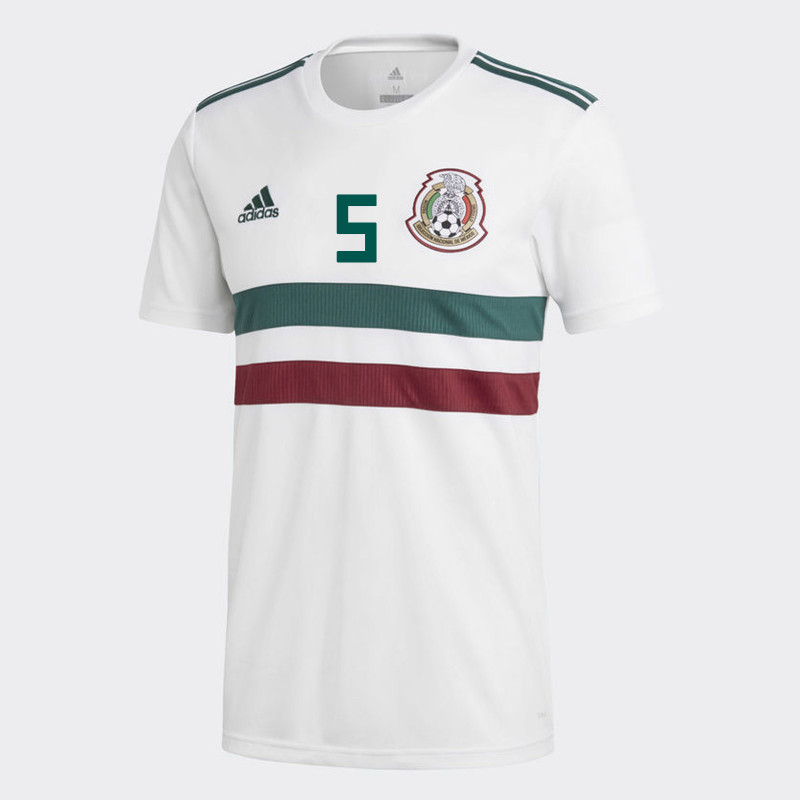 new product 9be60 ceacb MEXICO 2018 AWAY YOUTH JERSEY, MEXICO AWAY JERSEY, ADIDAS ...