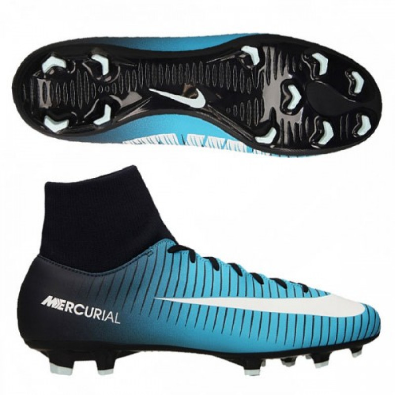 c57679b8ae34 NIKE MERCURIAL HIGH TOP SOCCER SHOES, NIKE MERCURIAL VICTORY ADULT ...