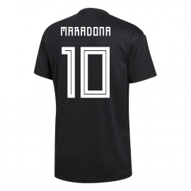 ARGENTINA YOUTH AWAY JERSEY WORLD CUP RUSSIA 2018 MARADONA #10