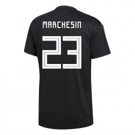 ARGENTINA YOUTH AWAY JERSEY WORLD CUP RUSSIA 2018 MARCHESIN #23