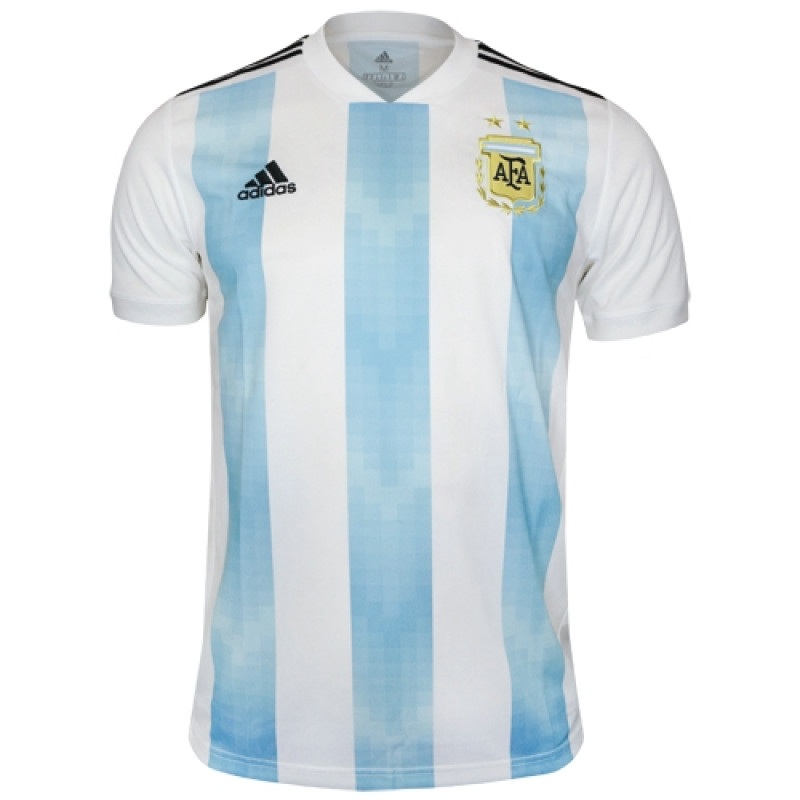 ARGENTINA MEN S HOME JERSEY WORLD CUP RUSSIA 2018 8a26a5745