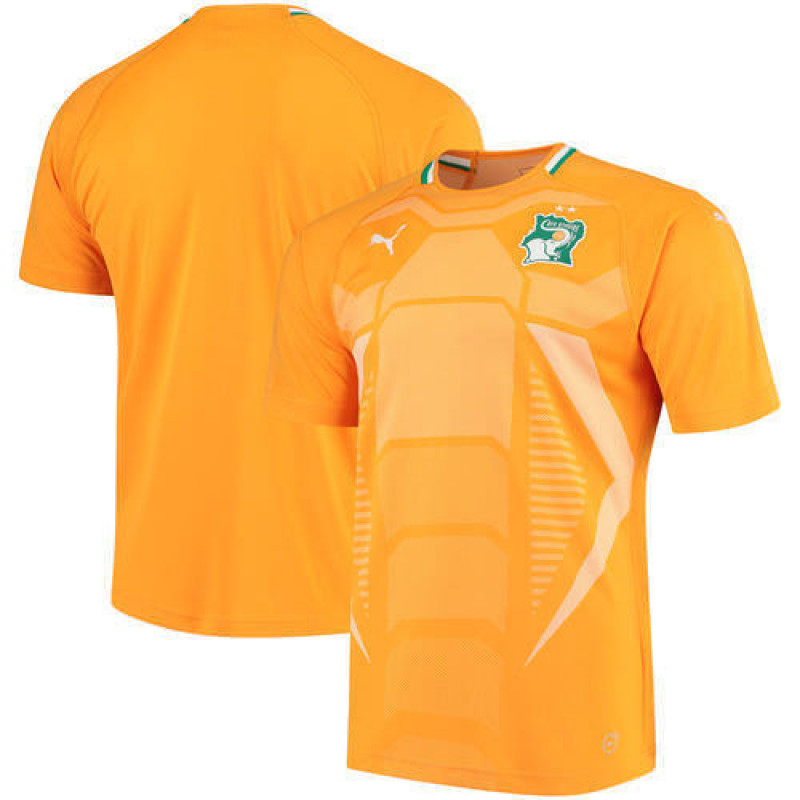 267351081 IVORY COAST OFFICIAL MEN S HOME SOCCER JERSEY WORLD CUP RUSSIA 2018