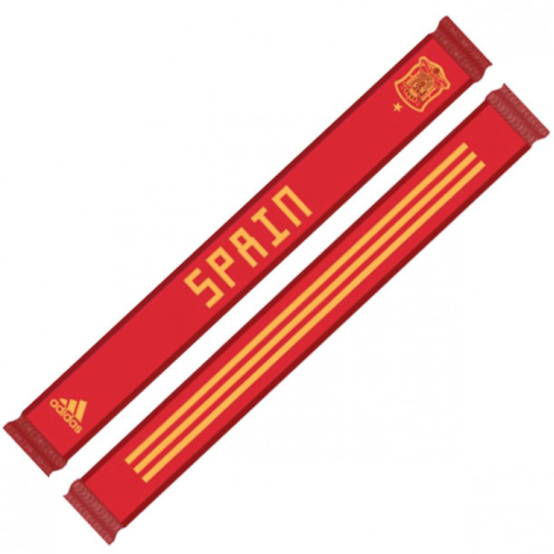 83e3fae4c20 SPAIN SCARF WORLD CUP RUSSIA 2018