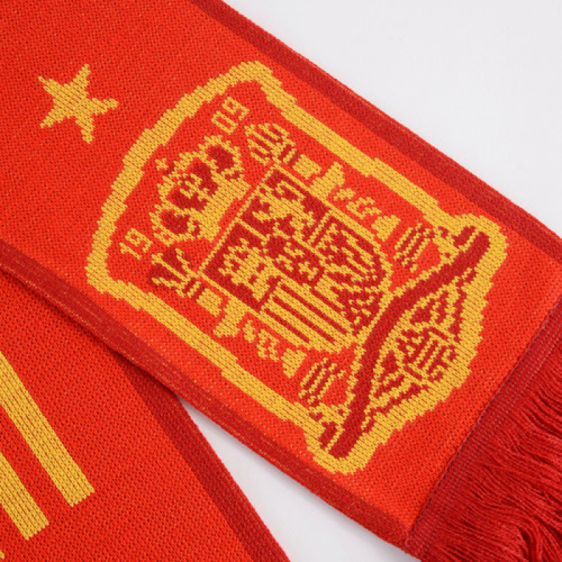 43461158d9e ... SPAIN SCARF WORLD CUP RUSSIA 2018 ...