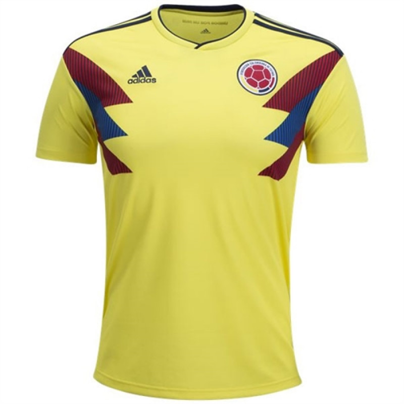 COLOMBIA HOME MEN'S JERSEY WORLD CUP RUSSIA 2018