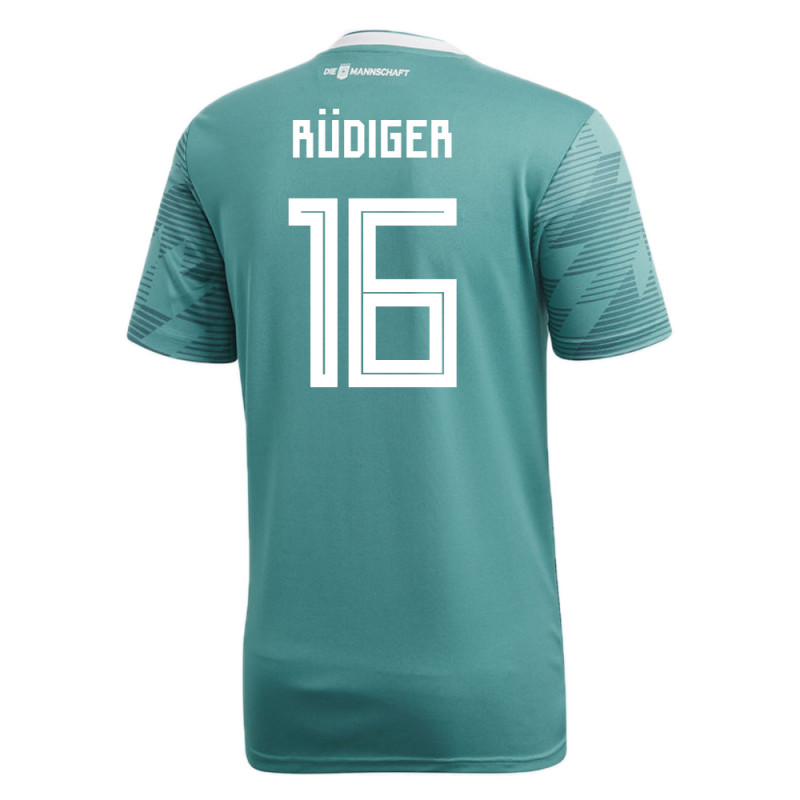reputable site 78f82 3ad31 GERMANY OFFICIAL MEN'S AWAY SOCCER JERSEY WORLD CUP RUSSIA ...