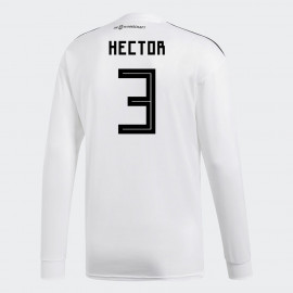 8771949d2 GERMANY OFFICIAL MEN S HOME LONG SLEEVE SOCCER JERSEY WORLD CUP RUSSIA 2018  HECTOR  3