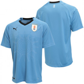 URUGUAY MEN'S HOME JERSEY WORLD CUP RUSSIA 2018