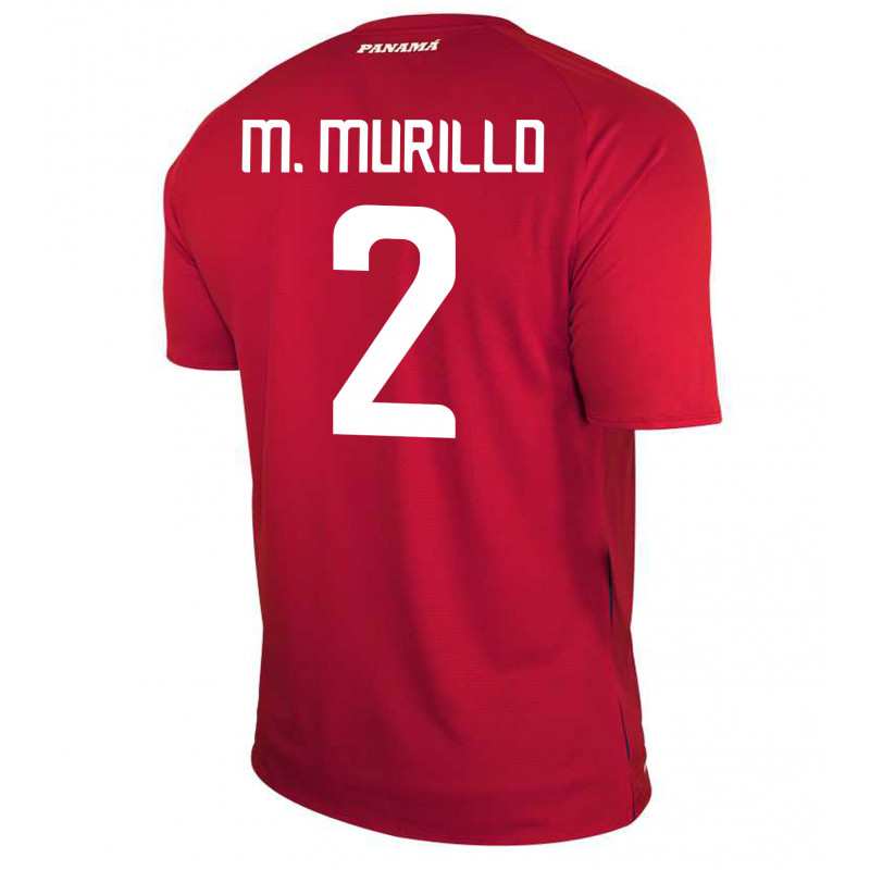 PANAMA HOME JERSEY WORLD CUP RUSSIA 2018 M. MURILLO #2