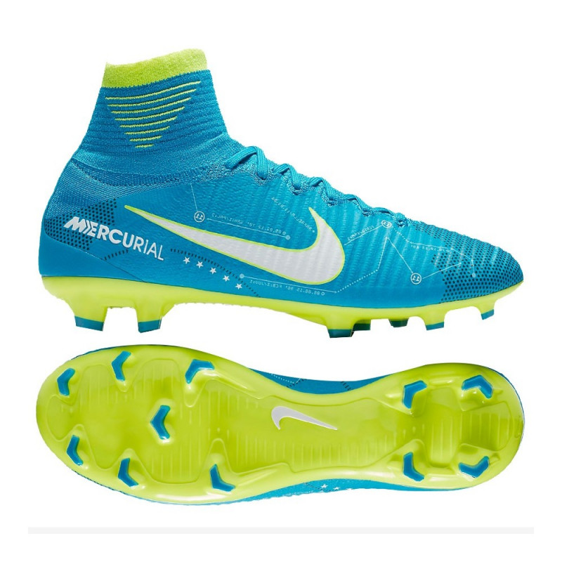 brand new ce871 623c6 JR MERCURIAL SUPERFLY V DF NJR FG
