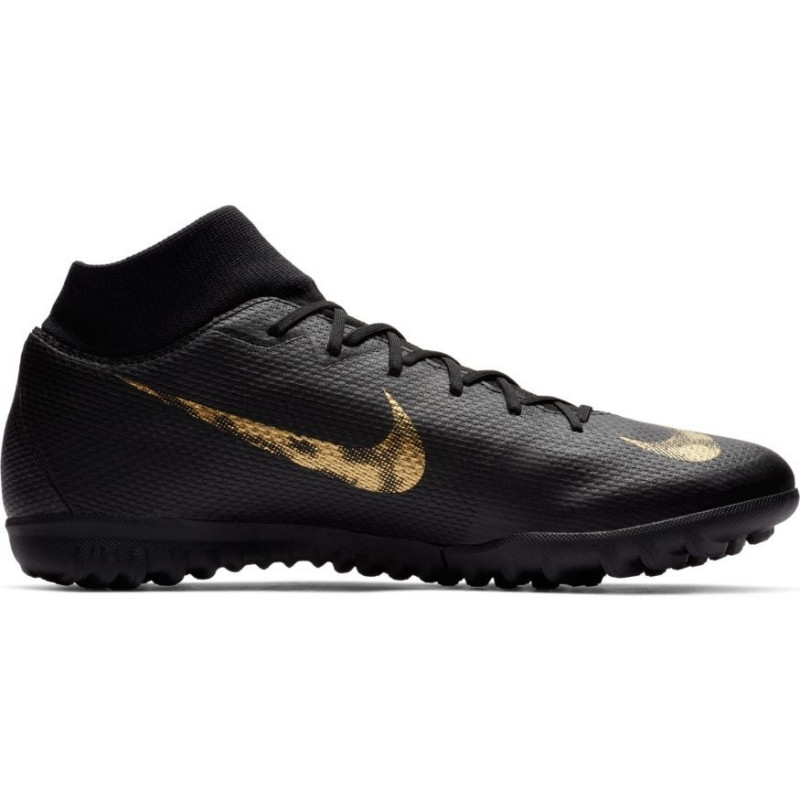 Nike SuperflyX 6 Academy TF Artificial-Turf Soccer Cleat