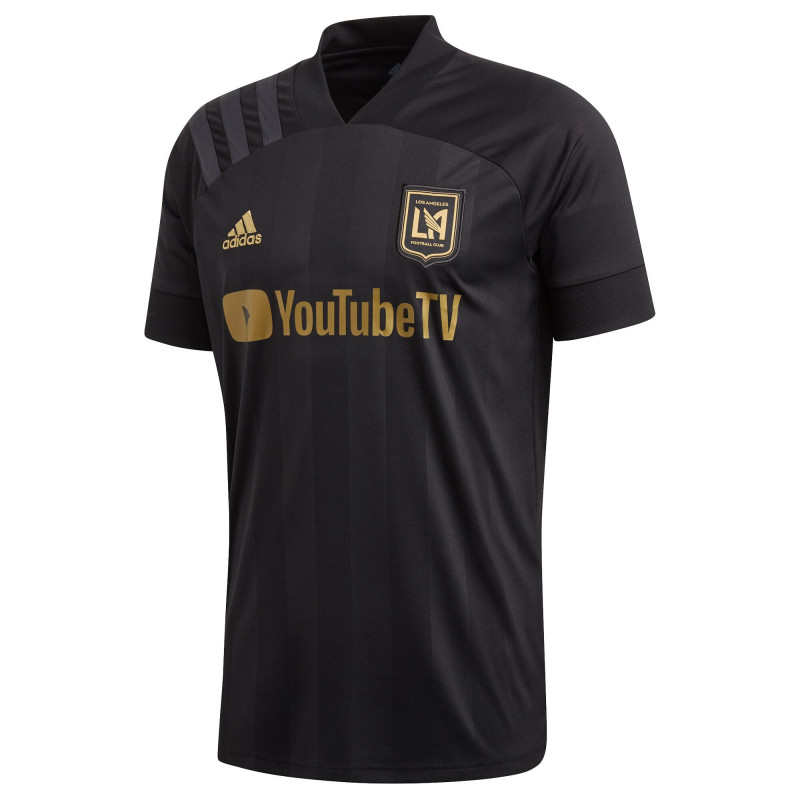 adidas ROSSI #9 LAFC 2020 Home Mens Jersey