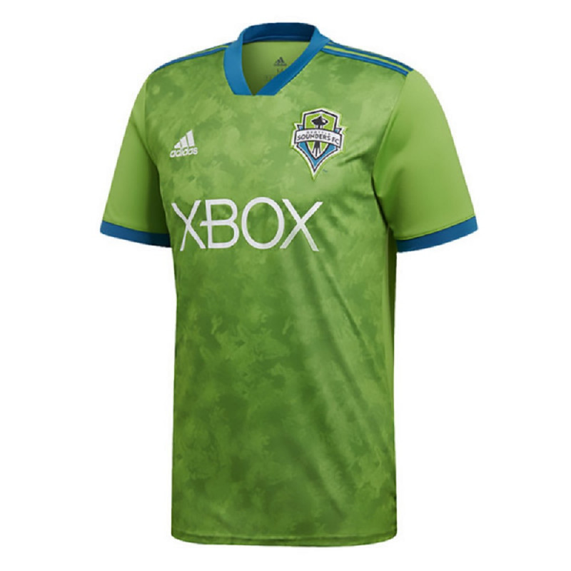 adidas MLS Seattle Sounders FC Home Jersey- (2018/19)
