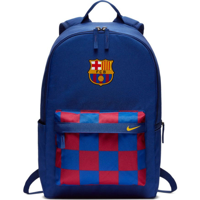 Nike FC Barcelona Stadium Soccer Backpack (Deep Royal Blue)