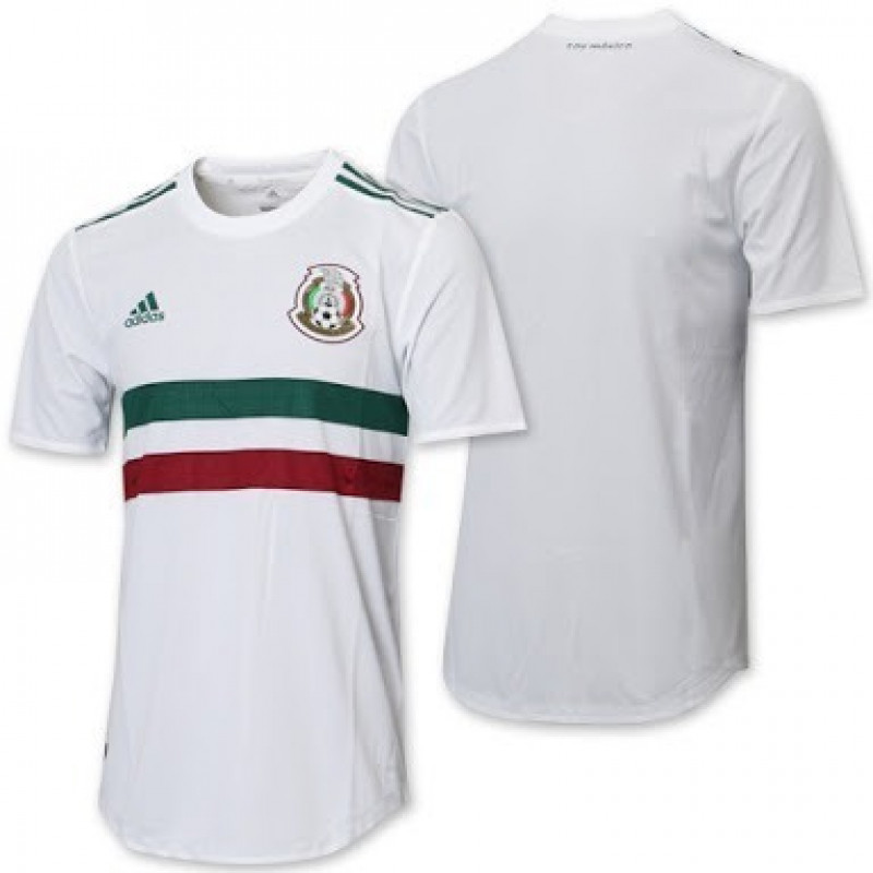 f870d1010 MEXICO MEN S AWAY AUTHENTIC JERSEY WORLD CUP RUSSIA 2018