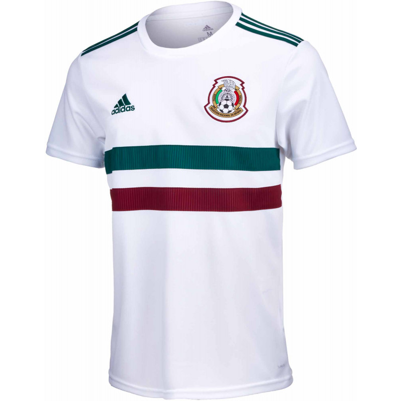 7bea16ea41f MEXICO YOUTH AWAY JERSEY WORLD CUP RUSSIA 2018