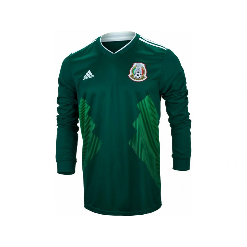 fbd0fec1d MEXICO MEN S HOME LONG SLEEVE JERSEY WORLD CUP RUSSIA 2018