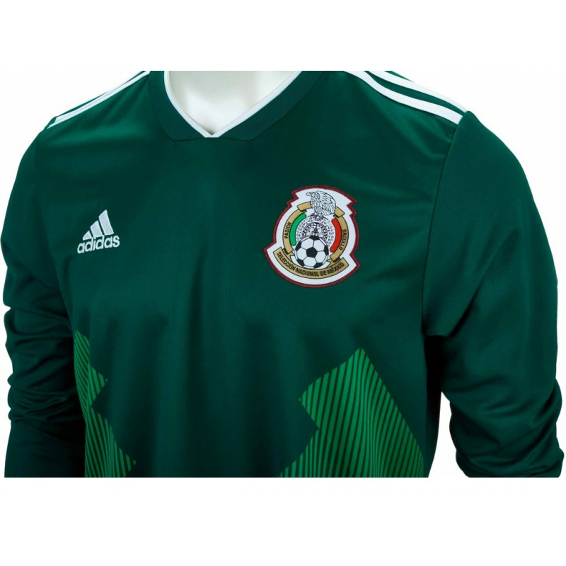 a4f42355f ... MEXICO MEN S HOME LONG SLEEVE JERSEY WORLD CUP RUSSIA 2018 ...