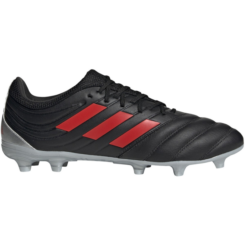 ADIDAS COPA 19.3 FIRM GROUND CLEATS (BLACK/RED)