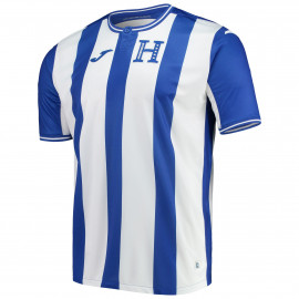089d8dcee6e Joma Men s Honduras National Team 2019 20 Federation Away Replica Jersey  (blue white