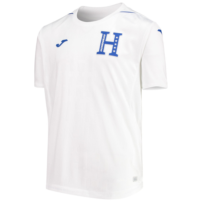 Joma Youth White Honduras National Team 2019/2020 Federation Home Replica Jersey