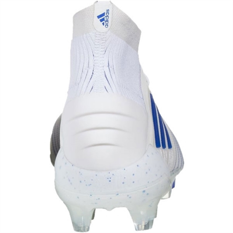 ADIDAS PREDATOR 19.1 FIRM GROUND CLEATS- CLOUD WHITE / BOLD ...