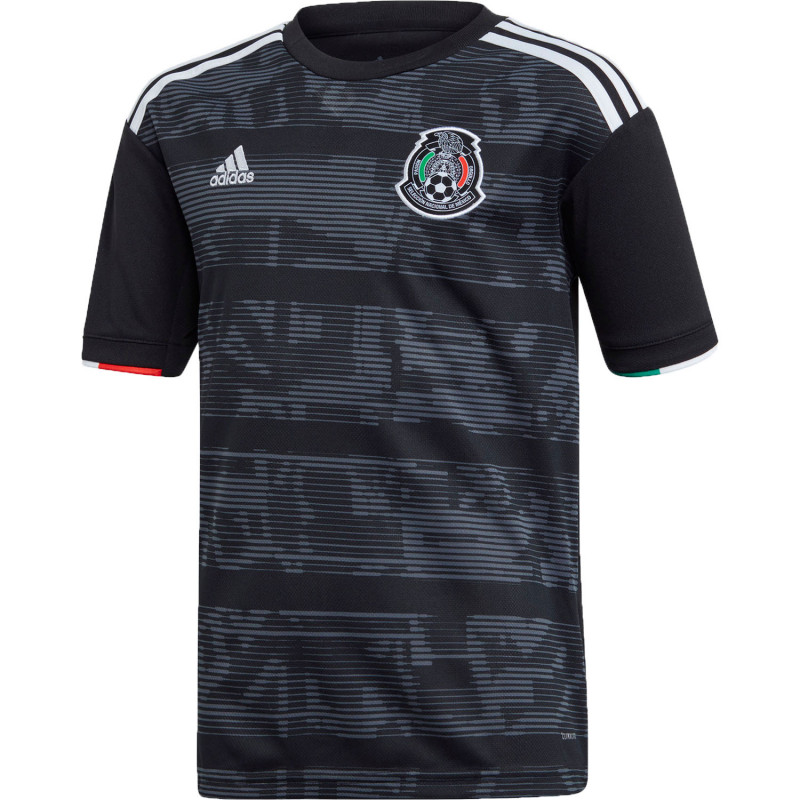 adidas Youth Mexico Home Jersey 2019-Black