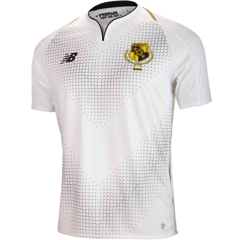 low priced ebe0e 20996 NEW BALANCE Panama Men's Third Gold Cup 2019 Soccer Jersey ...