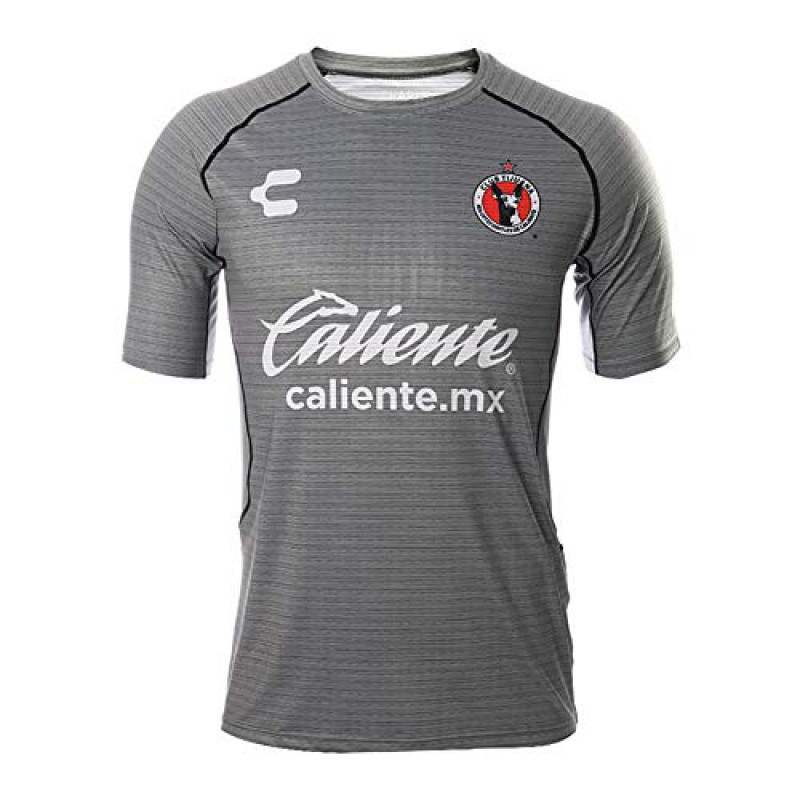 CHARLY XOLOS DE TIJUANA MEN'S TRAINING JERSEY 2018-2019-GRAY