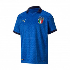 PUMA FIGC ITALY YOUTH HOME JERSEY  2020-2021