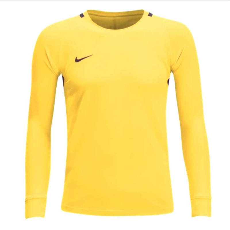 NIKE PARK III YOUTH GOALKEEPER JERSEY -YELLOW
