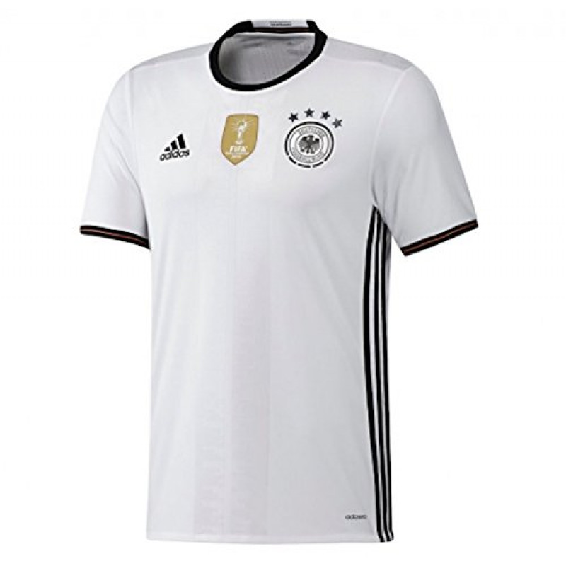 adidas GERMANY MEN'S AUTHENTIC HOME JERSEY 2016-2017