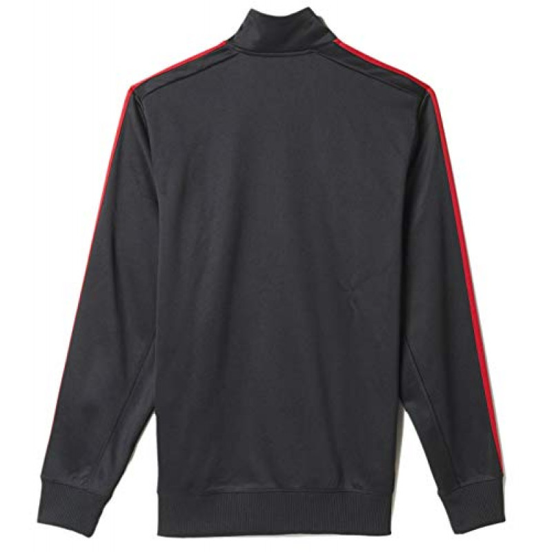 adidas GERMANY  MEN'S TRACK  JACKET -BLACK-RED
