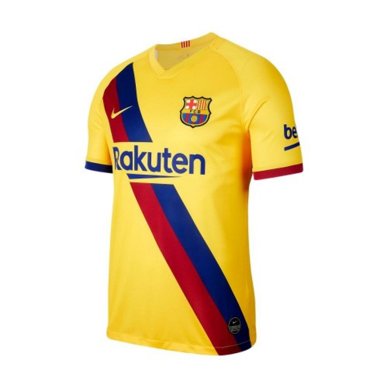 NIKE FC  BARCELONA MEN'S AWAY JERSEY 2018-2019