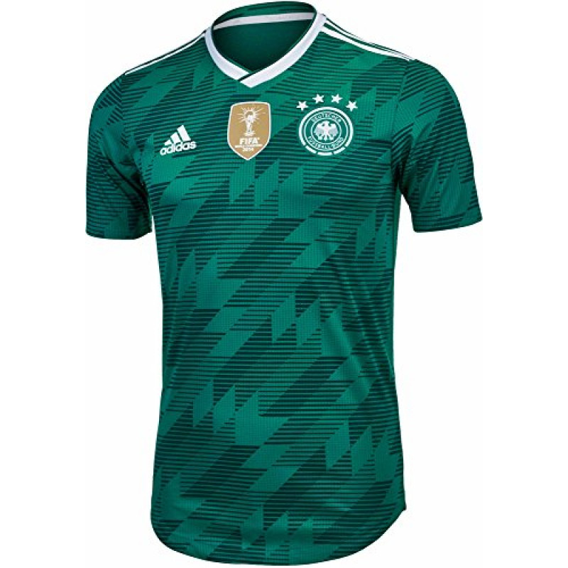 ADIDAS GERMANY  MEN'S AWAY  AUTHENTIC  JERSEY 2018-2019