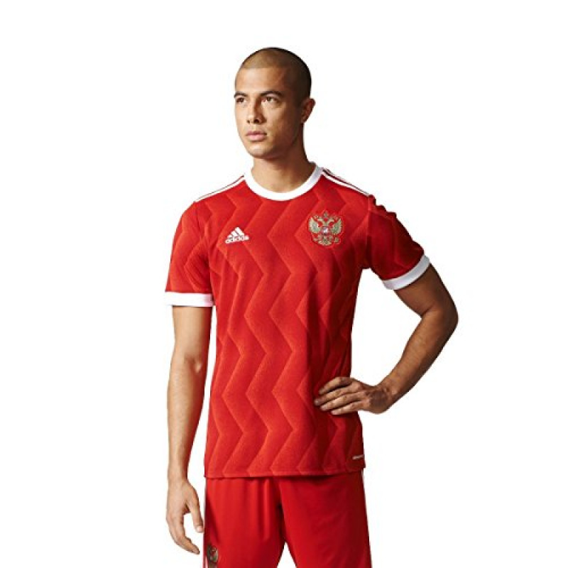 adidas RUSSIA MEN'S HOME JERSEY 2016-2017