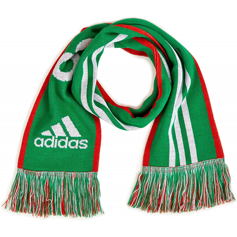 adidas MEXICO SCARF GREEN-RED-WHITE